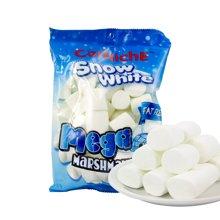 【包邮】泰国进口 可尼斯白雪公主棉花糖300g*2袋