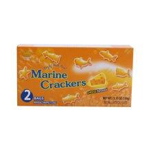 回味工坊海洋动物型饼干奶酪味(150g)