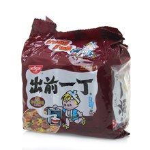 出前一丁煮面五包五香牛肉((103g*5))