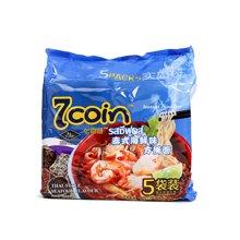 七咔呢泰式海鲜味方便面(350g)