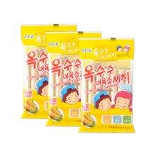 ZEK玉米鳕鱼肠105g ZEK鱼肠 韩国进口宝宝辅食