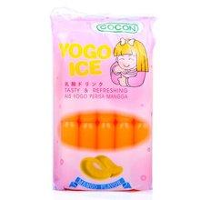 马来西亚进口 可康优果芒果味吸吸碎碎棒棒冰45mlx10支 怀旧儿时童年零食夏季日水果汁饮料