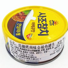韩国进口 思潮牌香辣味金枪鱼罐头100g*2