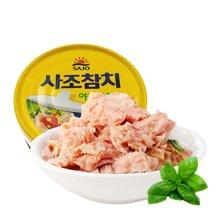 韩国进口 思潮金枪鱼罐头150g 开罐即食海鲜风味拌饭泡饭佐料下饭开味菜开胃菜品