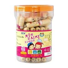 包邮 ZEK芝士鳕鱼芝士肠1kg 桶装ZEK鳕鱼肠 韩国进口鳕鱼肉肠宝宝辅食