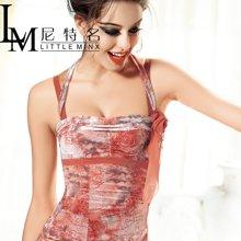 【爆款】尼特名 时尚百搭可直接外穿调整型塑身衣小胸衣内衣文胸L222C