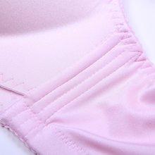 媚倾全罩杯哺乳文胸罩孕妇怀孕期喂奶内衣调整型无钢圈无痕812