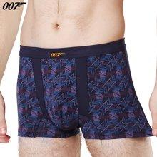 007再生纤维素男士透气平角裤内裤LW3408