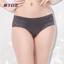 XZYD仙子宜岱性感蕾丝提臀无痕中腰女士三角裤