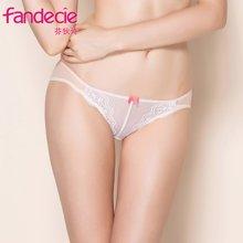 安莉芳旗下芬狄诗女士内裤舒适性感低腰蕾丝三角裤F26701