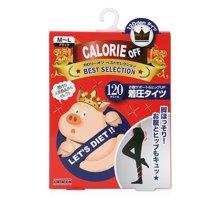 小猪瘦腿连裤美腿塑型丝袜120D(M-L)