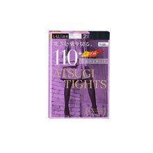 【香港直邮】日本厚木ATSUGI TIGHTS发热袜子连裤袜丝袜110D*2双装(有两种颜色黑色、肉色)