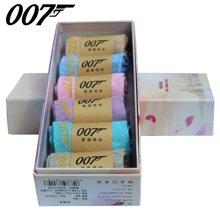 007袜子女士纯色棉袜舒适透气船袜大韩版潮流时代女四季休闲短筒袜子YTCW-02