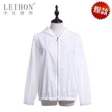 LEIHON李红 轻薄时尚运动休闲卫衣 W49051