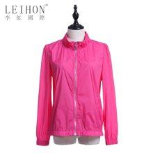 LEIHON李红 轻薄时尚运动休闲卫衣 W49054