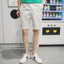 史克维斯夏季新品男士短裤夏天休闲裤沙滩裤 五分裤中裤潮男装SK01