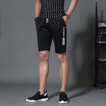 Guuka/古由卡男士夏季休闲运动风港仔潮男短裤五分裤子S-733