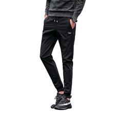 Guuka/古由卡男士商务型男小脚裤透气运动港仔风休闲裤S-702