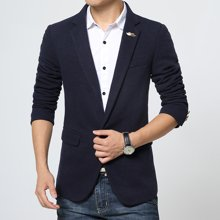 卓狼男装韩版小西装外套2017新款春季商务休闲男士青年潮时尚J6836