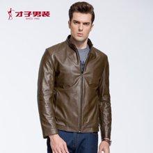 TRiES/才子男装 2017秋季新品修身都市时尚夹克jacket男士青年外套3366E5422