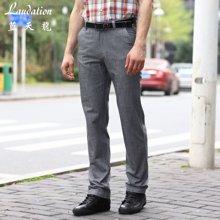 蓝天龙新款  商务直筒牛仔裤 4691