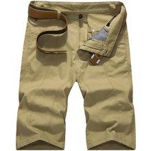 魔力怪车 夏季男士休闲短裤宽松薄5分裤夏天沙滩裤mlgc35