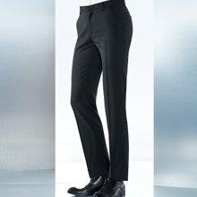 Evanhome/艾梵之家 夏季薄款免烫西裤男修身商务上班西服裤子男士正装职业装 EVXK106