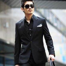 魔力怪车 韩版结婚伴郎服修身款男士小西装西服套装男职业正装工作服套装