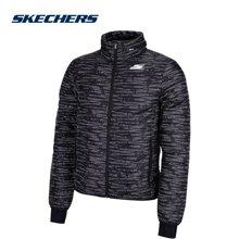 Skechers/斯凯奇 男子保暖防泼水短款羽绒服 SAMW17125