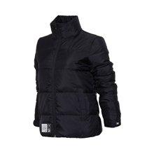 李宁短款羽绒服女士运动时尚系列保暖白鸭绒运动服AYMM104