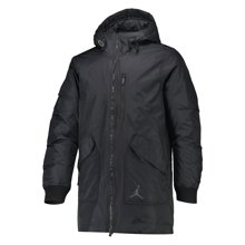 Nike/耐克 男子长款运动休闲保暖羽绒服 807952-010