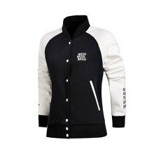 李宁卫衣女士篮球系列开衫长袖外套保暖女装冬季运动服AWDM606