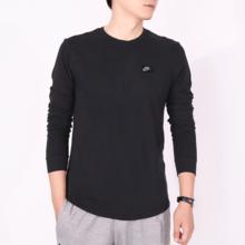 Nike/耐克 男子针织长袖圆领运动套头卫衣 846351-010