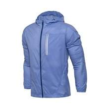 李宁风衣男士跑步系列长袖防泼水轻质反光跑步服运动服AFDM109