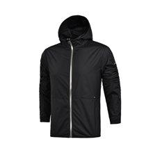 李宁风衣男士跑步系列长袖防风服防泼水外套跑步服运动服AFDM101