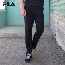 FILA/斐乐 男子针织运动透气百搭收口长裤 25733746