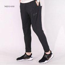 Nike/耐克 男子收腿小脚休闲运动长裤 742213-010