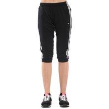 德尔惠2017年春季新款女短裤舒适休闲透气运动七分裤正品