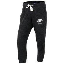 Nike/耐克 女子薄款透气宽松显瘦收口休闲运动七分裤 883724-010