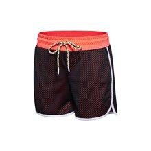 李宁短裤卫裤女士运动生活系列针织运动裤AKSM156