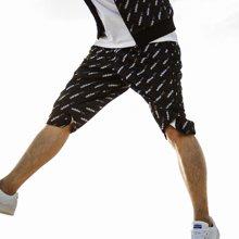 Adidas阿迪达斯2017夏季neo男户外运动休闲透气五分裤短裤BK6832