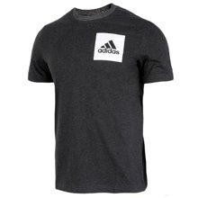 Adidas/阿迪达斯 男子运动短袖T恤 BS4861