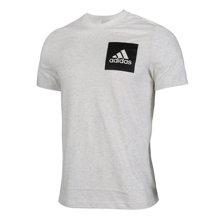Adidas/阿迪达斯 男子运动短袖T恤 BS4862