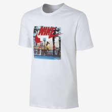 Nike/耐克 男子针织运动圆领短袖T恤847534-100