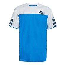 Adidas/阿迪达斯 运动男子激情赛场系列短袖T恤 AJ1549