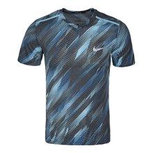 Nike/耐克 男子针织透气运动休闲短袖T恤833139-432