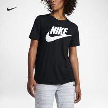 Nike/耐克 女子短袖透气圆领运动休闲T恤 829748-010