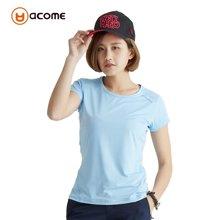 图途 阿珂姆女士圆领短袖速干T恤 AG171T2005