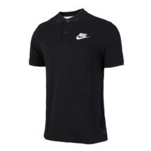 Nike/耐克 男子运动休闲翻领针织短袖POLO衫829361-010