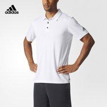 Adidas/阿迪达斯 男子网球短袖POLO衫 BP7729